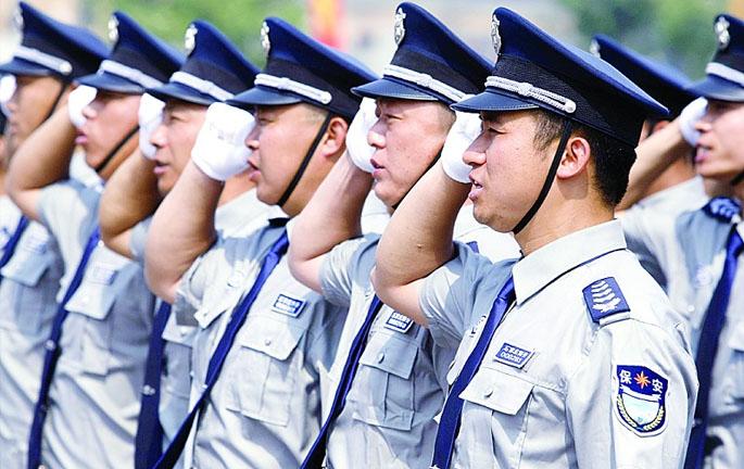 东莞保安服务
