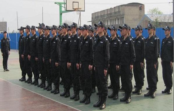 广州保安服务